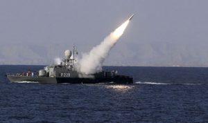 """صواريخ """"كروز"""" روسية على أهداف لـ""""داعش"""" قرب دير الزور"""