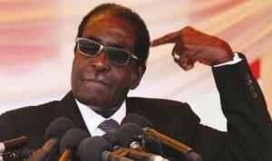 """""""الصحة العالمية"""" تلغي تعيين موغابي سفيرا للنوايا الحسنة!"""
