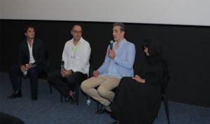 مخرج عالمي في بيروت لحضور عرض فيلمه