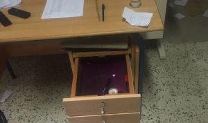 بالصور… إقتحام مدرسة في عكار وتخريب محتوياتها