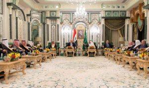 الرياض وبغداد تتوجان تقاربهما بمجلس تنسيق مشترك