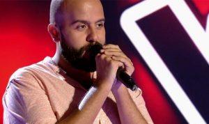 أديب صايغ… موهبة لبنانية في The Voice إسبانيا