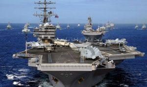 3 حاملات طائرات أميركية تقترب من كوريا الشمالية