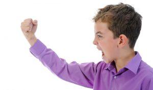 إحذروا إنفجار طفلكم غضباً