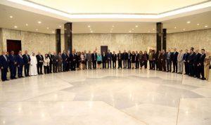 عون: هدفنا تطوير ثقافة السلام