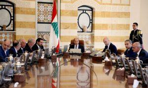 عون: لن ننتظر الحل السياسي أو الأمني في سوريا