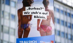 النمسا… بدء سريان قانون يحظر النقاب
