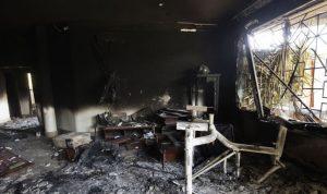 القبض على مشتبه به في الهجوم على القنصلية الأميركية ببنغازي