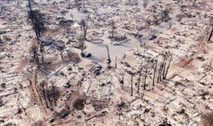 الحرائق الاسوأ في تاريخ كاليفورنيا أودت بحياة 31 شخصا