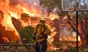 حرائق كاليفورنيا: حصيلة القتلى بلغت 42 شخصا