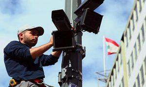 """بلدية بيروت و""""المعلومات"""" يتنافسان على الكاميرات..المخالِفة!"""