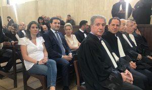 بالصور… المجلس العدلي ينعقد لإصدار حكمه في قضية اغتيال الرئيس الشهيد بشير الجميل