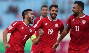هكذا اكتسح لبنان كوريا الشمالية بخماسية ليضمن التأهل الى بطولة آسيا