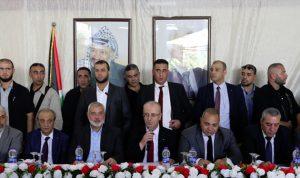 أول اجتماع للحكومة الفلسطينية في غزة منذ الـ2014
