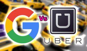 """غوغل تقتحم سوق """"سيارات الأجرة"""" وتنافس أوبر"""