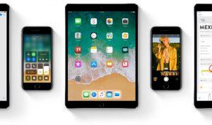 ثالث تحديث لنظام iOS 11 في أقل من شهر