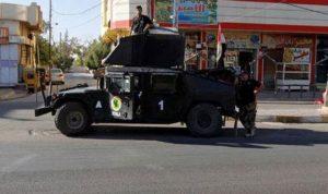 العراق يحشد قواته قرب خط أنابيب كردي
