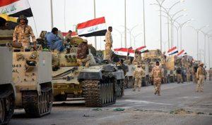 العبادي أمر بنشر قوات عراقية على طول الحدود مع تركيا