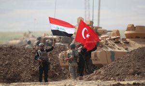العراق وتركيا يبحثان ملف مكافحة الإرهاب