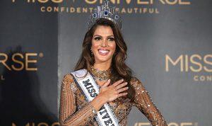 ملكة جمال الكون في مصر