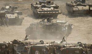 إسرائيل تقصف موقعا للجيش السوري بريف القنيطرة