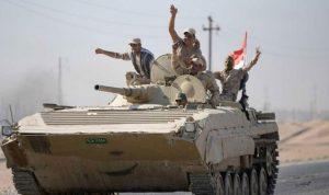 إعلان نتائج العملية العسكرية في كركوك