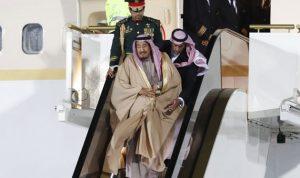 بالصور والفيديو…الملك سلمان يصل موسكو