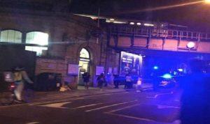 هجوم بسكين خارج محطّة مترو في لندن