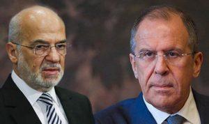 لافروف للجعفري: يجب على أكراد العراق العمل مع بغداد