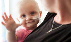 أمل جديد لأطفال اللوكيميا!