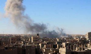 """جيش النظام يدخل مدينة الميادين معقل تنظيم """"داعش"""""""