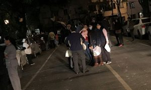 زلزال بقوة 5.4 درجة يهزّ جنوب المكسيك