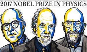 فوز 3 علماء أميركيين بجائزة نوبل في الفيزياء