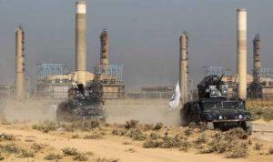 كردستان يوقف إنتاج النفط في حقلين