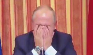 """بوتين: أشعر """"بالاهانة"""" لعدم ادراج اسمي على لائحة العقوبات الأميركية"""
