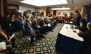 بالصور… بدء مؤتمر الدفاع عن مسيحيي الشرق في واشنطن