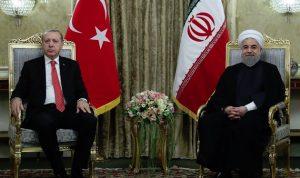 أردوغان وروحاني: نعارض استفتاء أكراد العراق