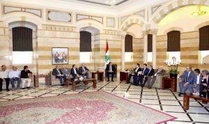 الحريري تابع الشؤون الزراعية… أبو فاعور: لعقد جلسة حكومية خاصة بالزراعة