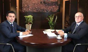 صقر: نحن في حالة ربط نزاع مع حزب الله