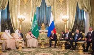 إتفاقيات إقتصادية بالمليارات بين السعودية وروسيا