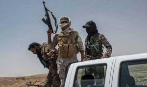 العراق… الحشد الشعبي يسيطر على سنجار