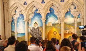 """تدشين مزار """"مار شربل"""" – نيويورك… الراعي: نجم لبناني ماروني يشع في أميركا! (بالصور)"""