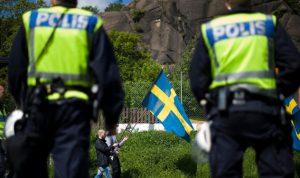 العثور على جسم غريب في السويد