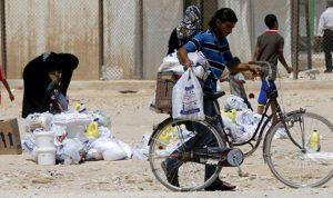 سوريا… أكثر من 6 ملايين شخص بحاجة للإغاثة العاجلة