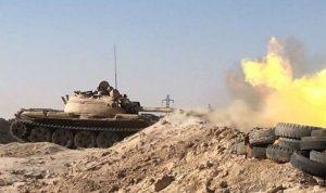 """جيش النظام السوري يستعيد السيطرة على قرية خشام من """"داعش"""""""