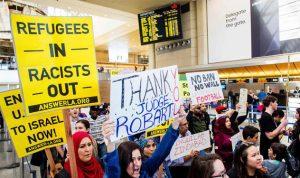 """""""ضربة جديدة"""" لمرسوم ترامب بشأن الهجرة"""