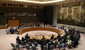 فيتو روسي في مجلس الامن بشأن سوريا