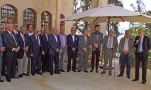 جنبلاط: لعلاقات مميزة وندية مع سوريا انما…