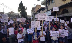 هيئات المجتمع الأهلي في زغرتا طالب بترحيل النازحين السوريين