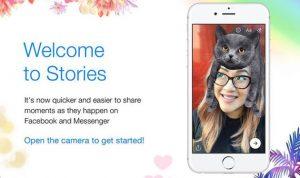 فايسبوك تدمج ميزة القصص مع Messenger Day